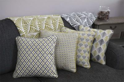 Empire, Coco, Astoria, Hearst and Gershwin fabrics from the Apollo and Gatsby Collections
