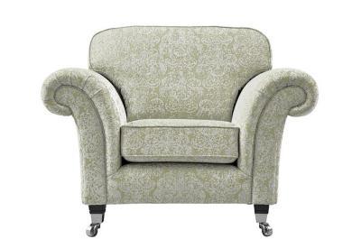 Arezzo Sage Upholstery Fabric